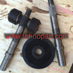 Roleri i perforacija